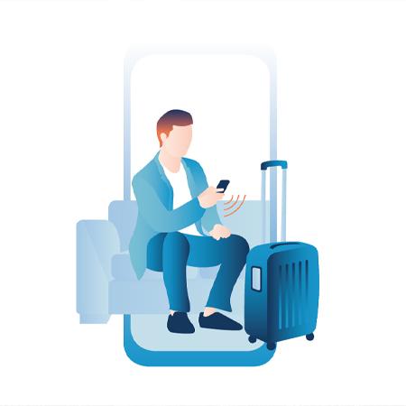 BAGTAG Passenger Journey